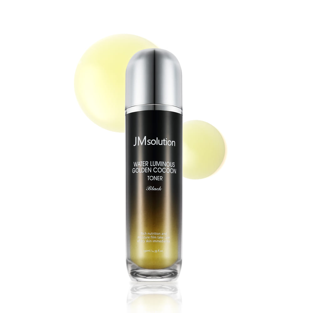 WATER LUMINOUS GOLDEN COCOON TONER Black